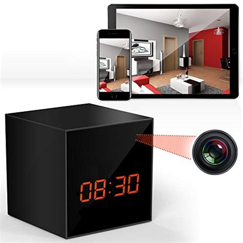 clock wireless with vision wi