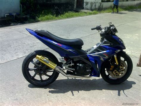 Rxking 135cc 2008 yamaha 135 lc picture 1346090 uploaded on 07 07 08