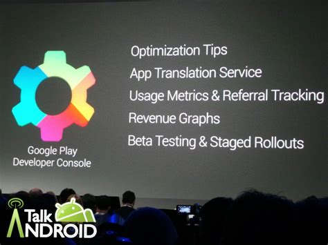 console android developer play developer console gets a major injection of