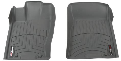 weathertech floor mats for kia borrego 2010 wt461821