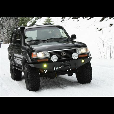 1990 1997 toyota fj80 fzj80 lx450 front and rear weld - Slee Fj80 Bumper