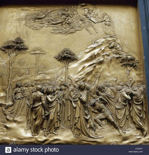 the doors of florence a photographic journey books moses with the tablets of by lorenzo ghiberti 15th