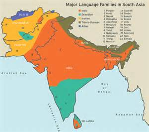 India Religion Map by Geography And India S Language Debate Z Geography
