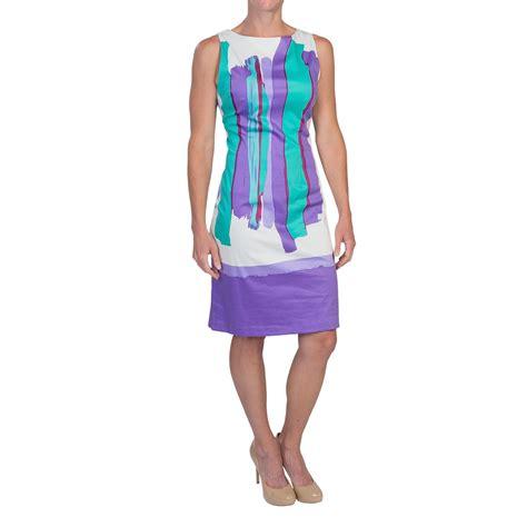 dress natal sateen promo chetta b sheath dress for save 79