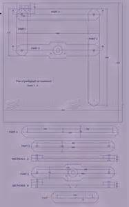 Bench Mounted Band Saw Router Pantograph Plans Woodarchivist