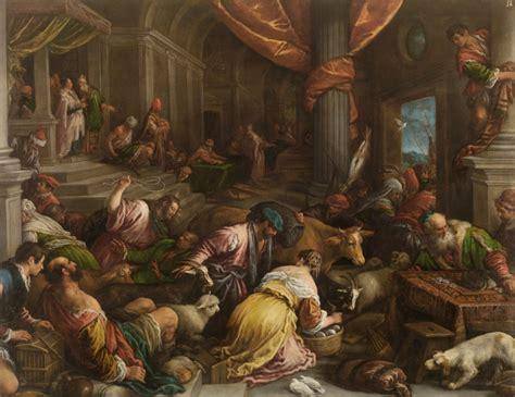 los mercaderes tomo 1 expulsi 243 n de los mercaderes del templo colecci 243 n museo nacional del prado