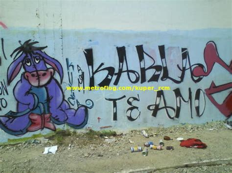 fotos que digan te amo karla graffitis que digan te amo karla imagui
