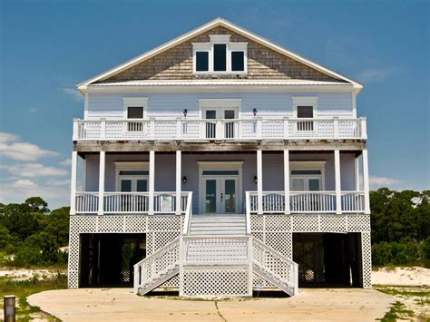 3 story houses 3 story house in beachside neighborhood homeaway dauphin island
