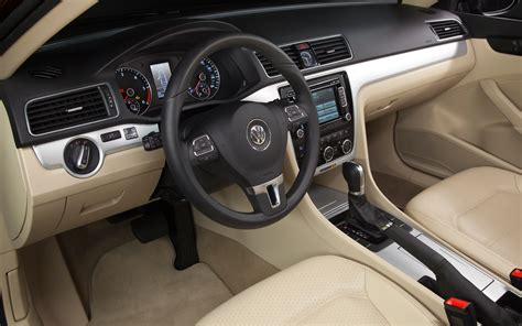 Passat Interior by 2012 Motor Trend Car Of The Year Volkswagen Passat Photo