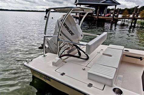 boat backrest backrests east cape skiffs
