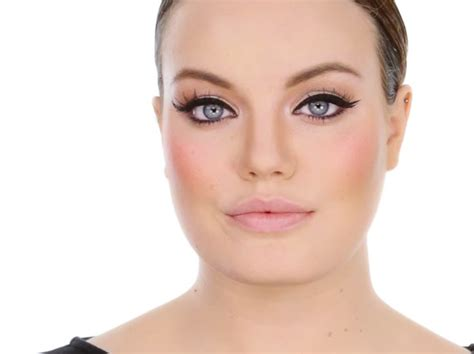 tutorial eyeliner adele 73 best makeup images on pinterest