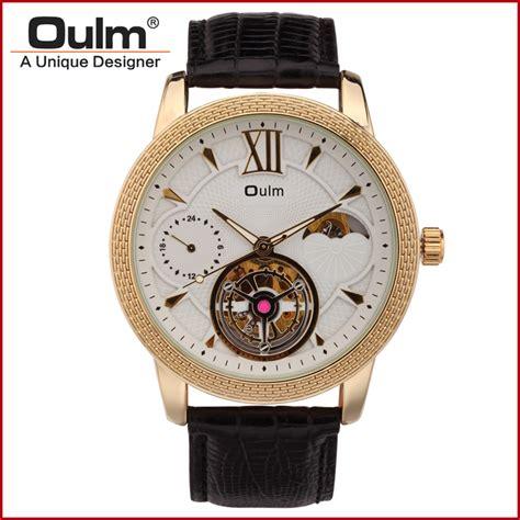 Oulm Jam Tangan Analog Hp3682 Termurah 2 oulm jam tangan analog hp3682 white gold jakartanotebook