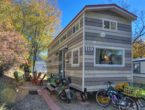 tiny mountain houses harmony haven by rocky mountain tiny houses tiny living