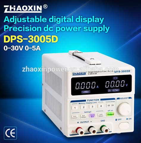 Psu 30v 5a Zhaoxin Ps 3005d zhaoxin dps 3005d single output programmable inear dc