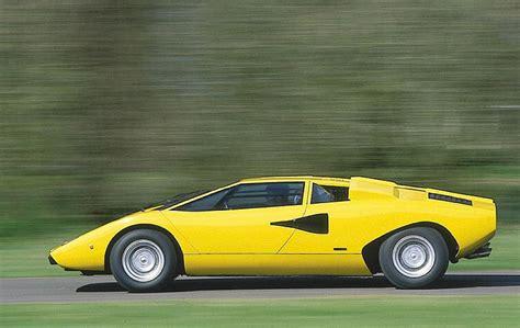 Lamborghini Lp400 Comment Follow Up Which Is Faster A Lamborghini Countach