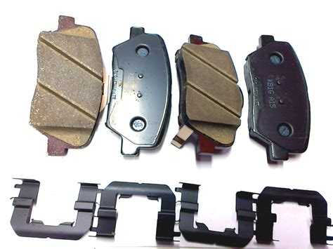 Kia Brake Pads 2012 Kia Sorento Brake Pads Disc Brake Pad Set Front