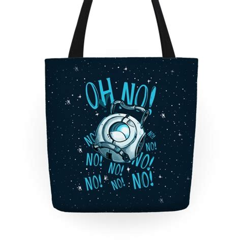 Waits Bag Original Idiot Product oh no wheatley tote bags grocery bags and canvas