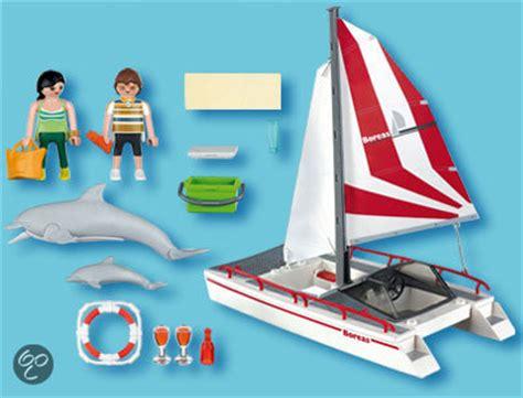 catamaran playmobil bol playmobil catamaran met dolfijnen 5130