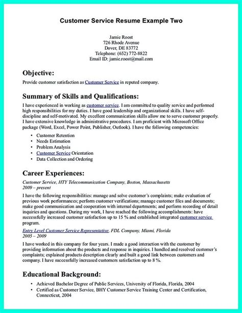 customer service desk job description 2695 best images about resume sle template and format