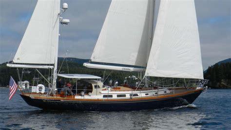 hinckley yachts australia 1997 hinckley alden custom sail boat for sale www