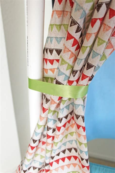 fancy tie backs for curtains 64 diy curtain tie backs guide patterns