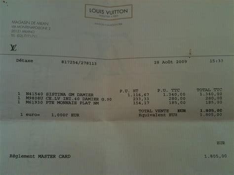 neiman receipt template louis vuitton receipt