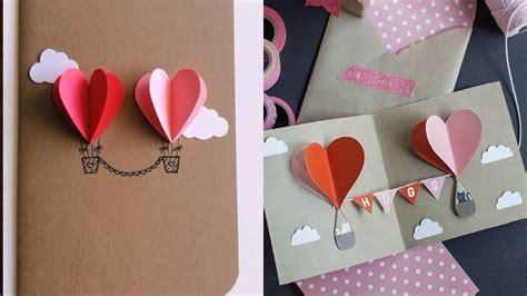 steps to make handmade cards 3d valentines handmade card how to make s card