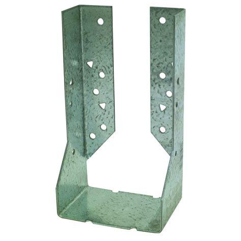 swing frame brackets lumber a frame bracket for 4x8 swing beam home