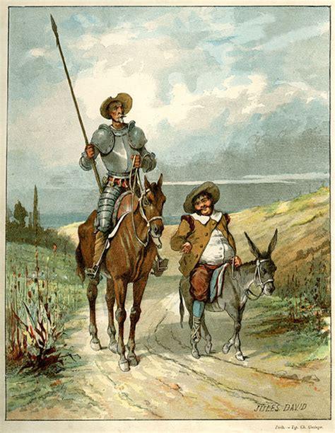 el ingenioso hidalgo don quijote de la mancha estilos de