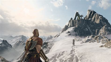 god of war review kratos is totally different and it review god of war is what a sequel should be gamecrate