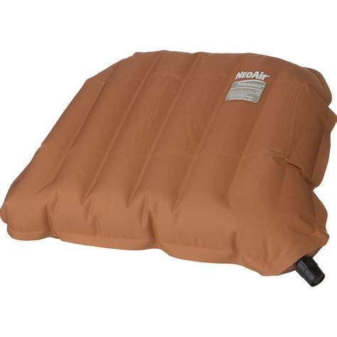 therm a rest neoair pillow reviews trailspace