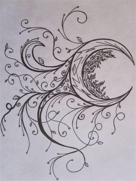 flourish tattoo designs best 25 flourish ideas on