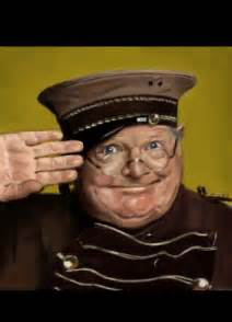 Image result for Benny Hill salute