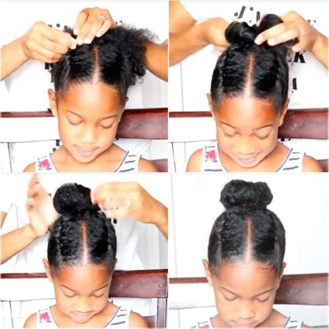 Easy Hairstyles For Medium Hair Black by 7 Best Aris Images On Childrens Hairstyles