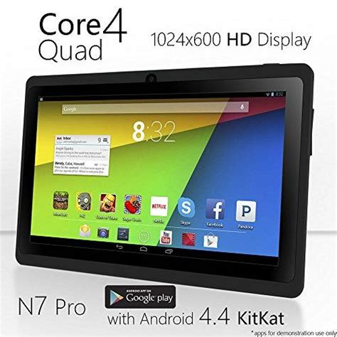 android kitkat tablet neutab 174 n7 pro 7 android 4 4 kitkat tablet tablets computer