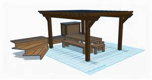 Different Patio Designs Summer Project Family Patio Tinkercad Blog