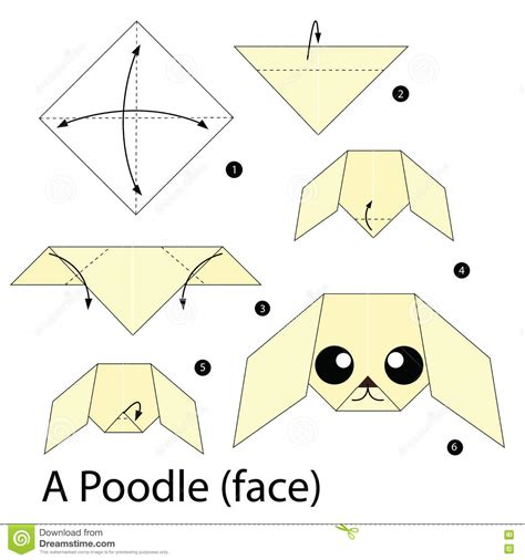 Poodle Origami - origami poodle 28 images origami poodle 28 images