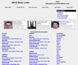 zimbabwe newspapers news media abyz news links south africa newspapers news media abyz news links autos