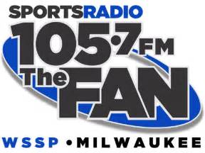105 7 the fan milwaukee wssp introduces fm signal 105 7 the fan onmilwaukee