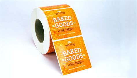design label roll roll labels printing online printroo australia