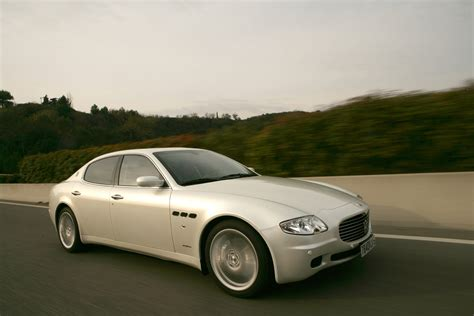 How Much Is A Maserati Quattroporte by Maserati Quattroporte Saloon 2004 2012 Running Costs