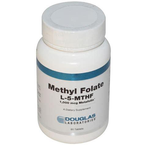 supplement 5 mthf douglas labs methyl folate l 5 mthf 60 tablets