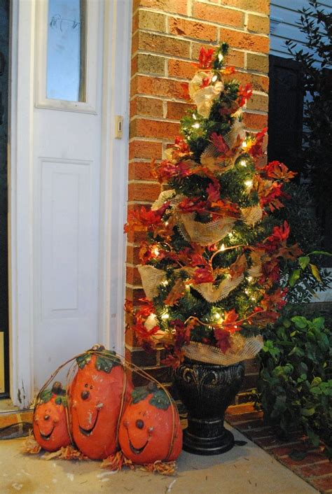 161 best images about decoraciones para oto 209 o on pinterest thanksgiving pumpkins and fall porches