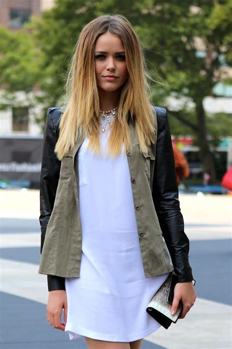 New York Fashion Week Goes Green by New York Fashion Week Style Fashables