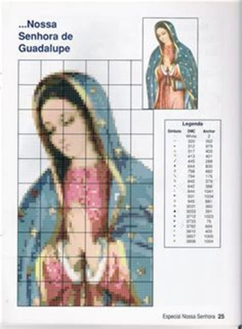 imagenes catolicas en punto de cruz bordado stitchery on pinterest punto de cruz cross