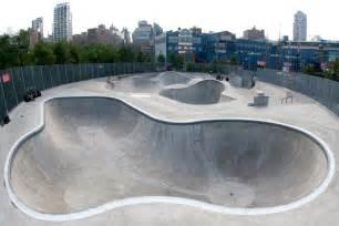 Skate Parks In Chelsea Piers Skatepark Pier 62 Skate Park Manhattan