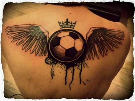 football tattoo ideas football the official site of rusvai roland