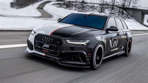 Audi R6 Avant by Jon Olsson Showt Veel Te Dikke Nieuwe Two Faced Audi Rs6