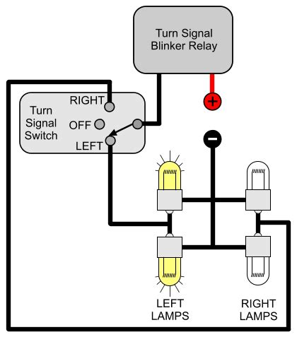 wiring diagram for hazard light switch for motorcycle