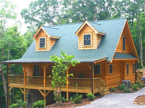 Plantation Style Floor Plans by Grandfather Mountain Log Homes